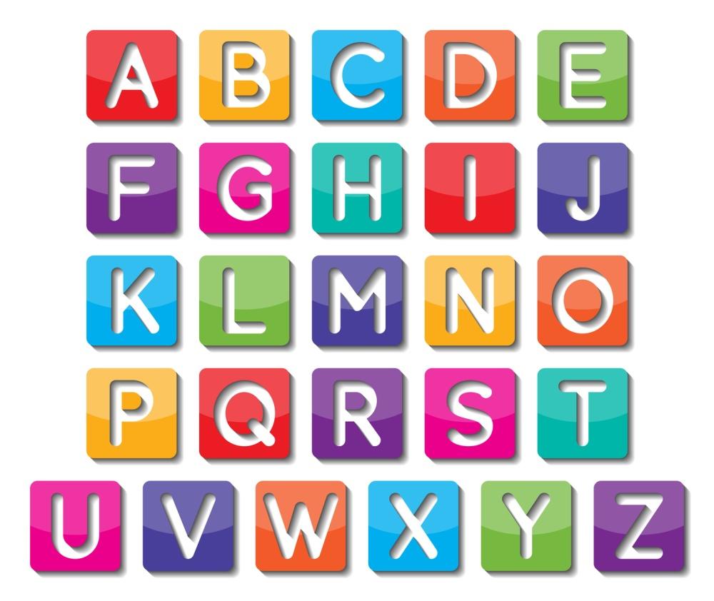 paper capital letters